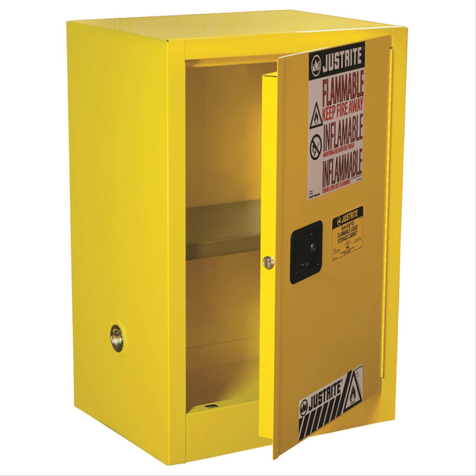 Great Justrite Compact Safety Cabinets