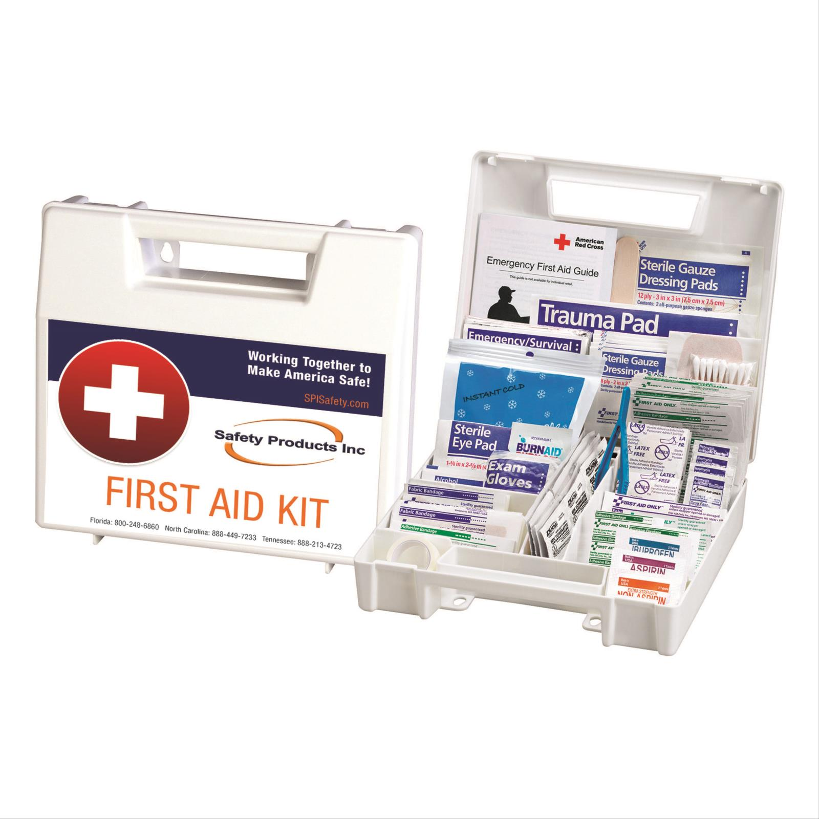 First Aid Only® Large All-Purpose First Aid Kit