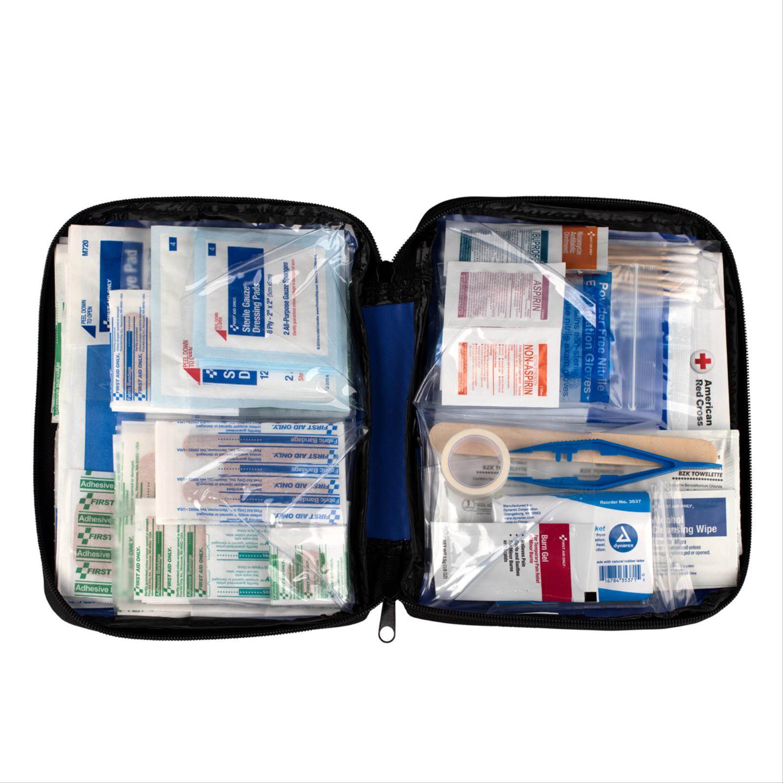 First Aid Only® 200-Piece Soft-Sided Kit