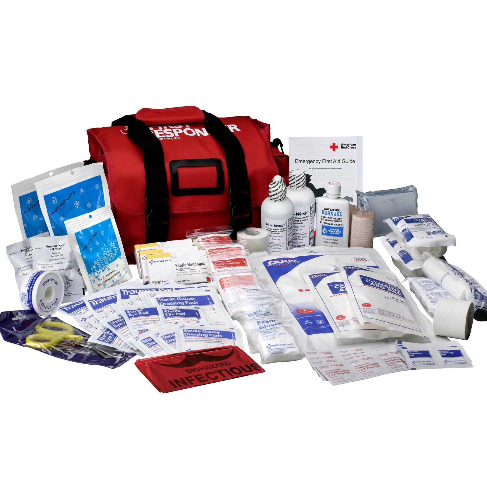 First Aid Only® Large First Responder Kit