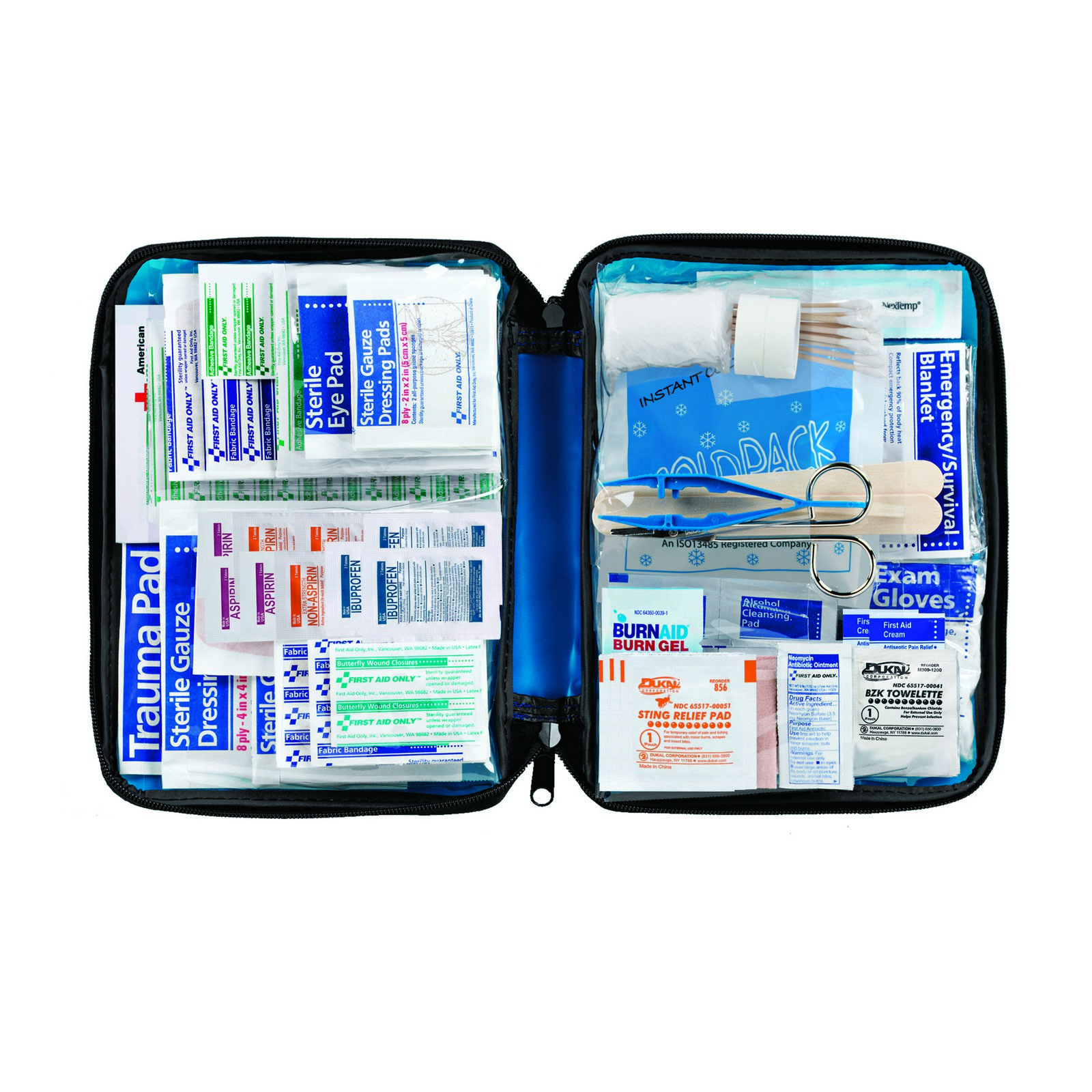 First Aid Only® 299-Piece Soft-Sided Kit