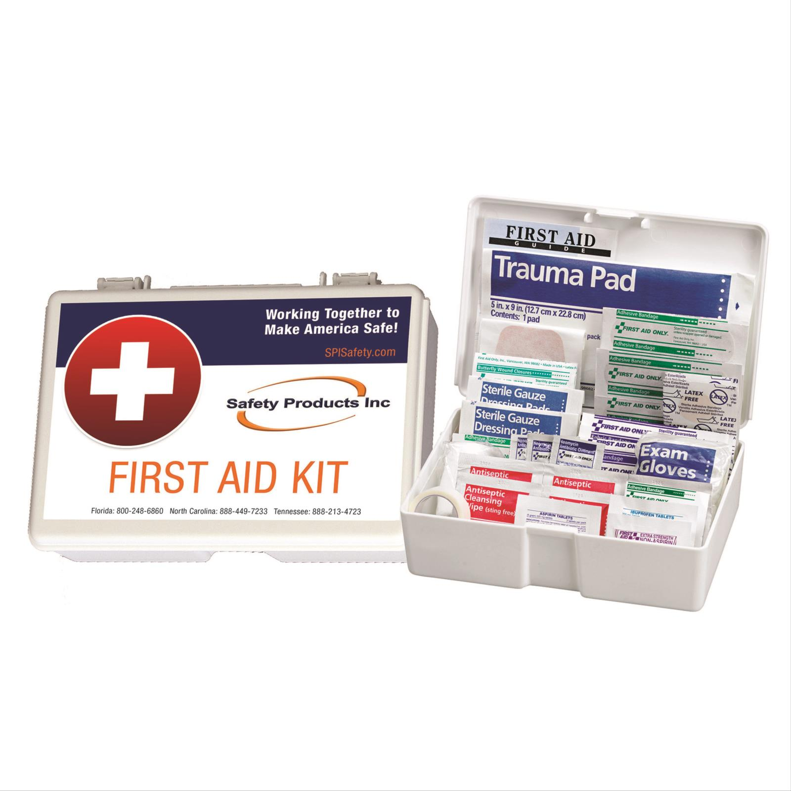 First Aid Only® Medium All-Purpose First Aid Kit