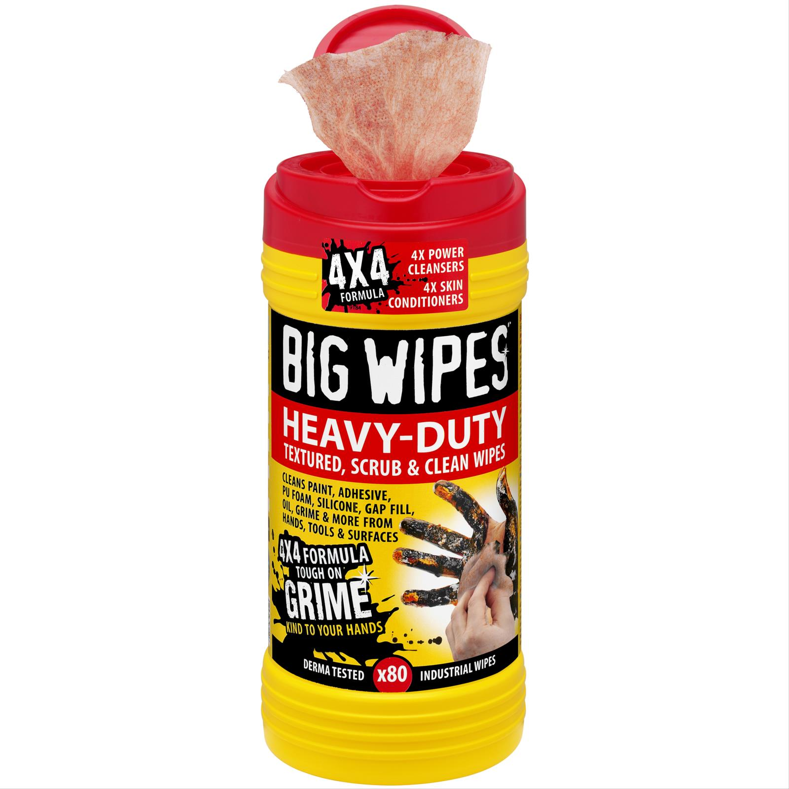 Big Wipes, Heavy Duty Dispenser