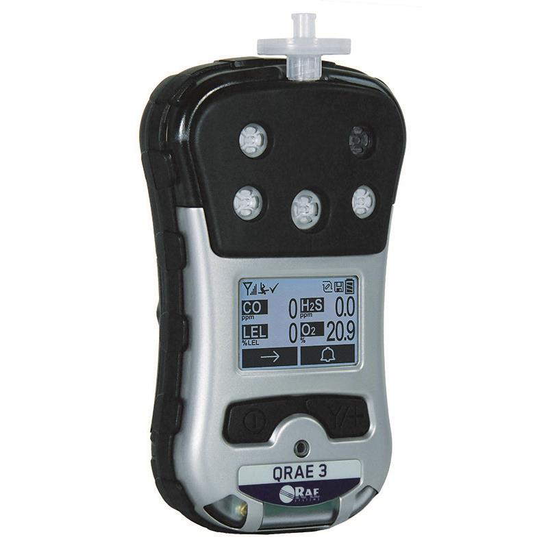 QRAE 3 One-to-Four Gas Detector