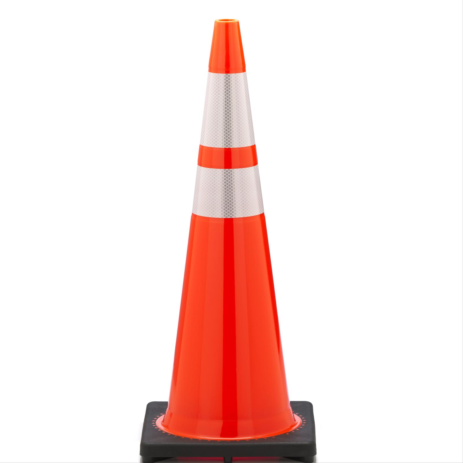 "Safety Products Inc - 36"" Orange Traffic Cones - TC36RFL ..."