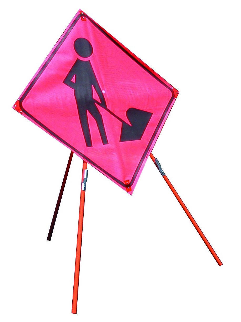 Tripod Stand For Roll-Up Signs