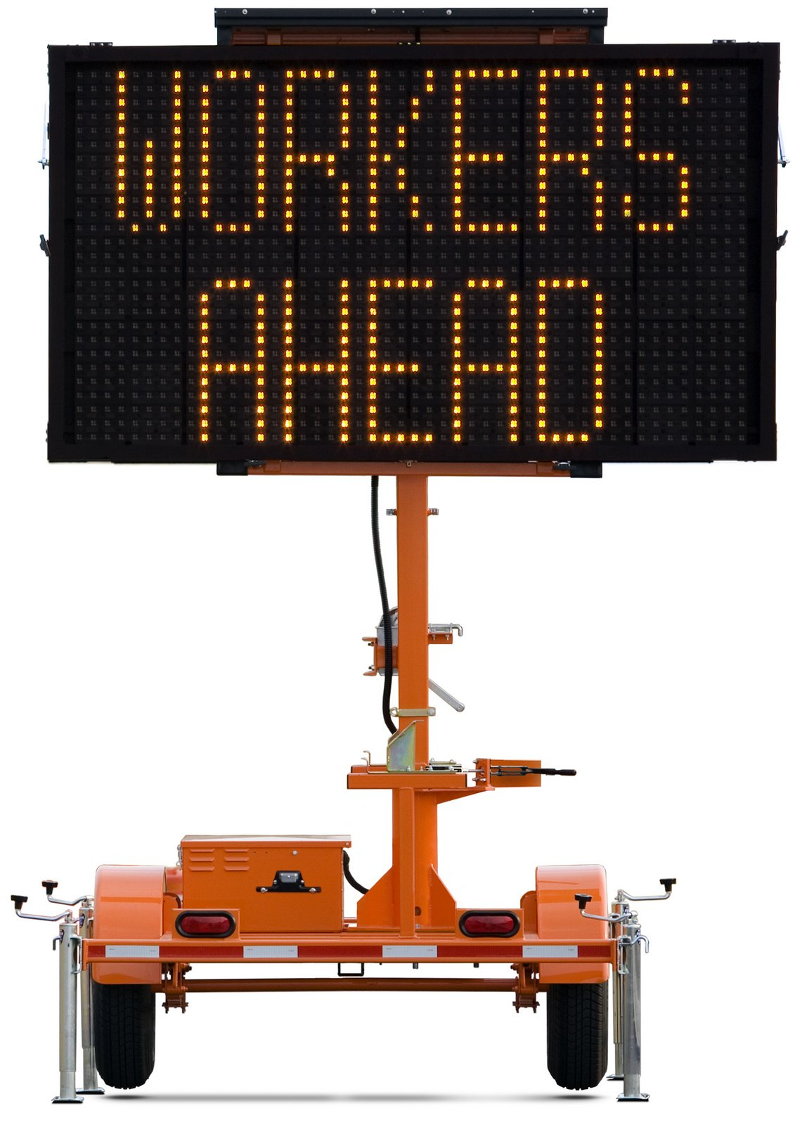 Mini Matrix Variable Message Sign