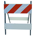 Highway, road, street, bridge, utility, and other workers for the highway infrastructure are exposed to work zone hazards. We manufacturer safe DOT approved barricades selections.
