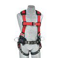 Fall protection begins with body wear.  Today's selections of full body harnesses offer comfort, convenience and upgraded features.  Don't forget to complete your fall protection with lanyards, SRLs and anchor devices.