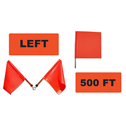 Roll-Up Sign Accessories